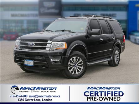 2017 Ford Expedition XLT (Stk: 90199C) in London - Image 1 of 10