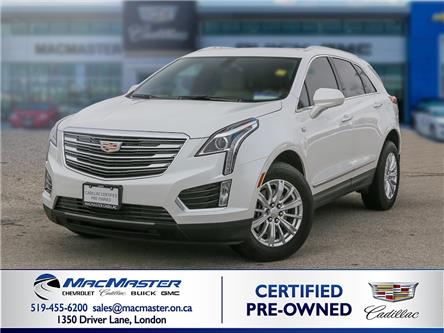2018 Cadillac XT5 Base (Stk: 210048A) in London - Image 1 of 10