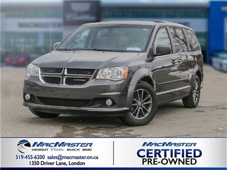 2016 Dodge Grand Caravan SE/SXT (Stk: 210057A) in London - Image 1 of 11