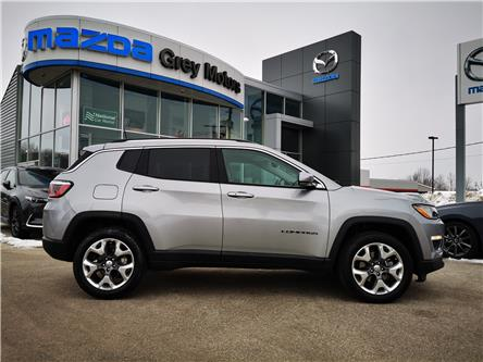 2020 Jeep Compass Limited (Stk: 03402P) in Owen Sound - Image 1 of 20