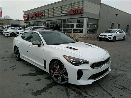 2021 Kia Stinger GT Limited w/Red Interior (Stk: 095684) in Milton - Image 1 of 12