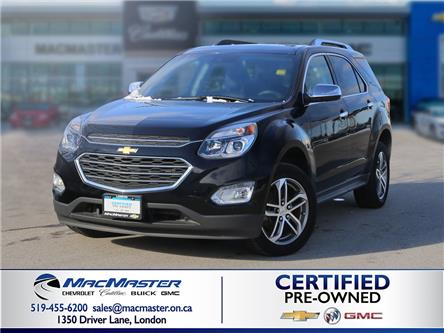 2017 Chevrolet Equinox Premier (Stk: 200869PA) in London - Image 1 of 10