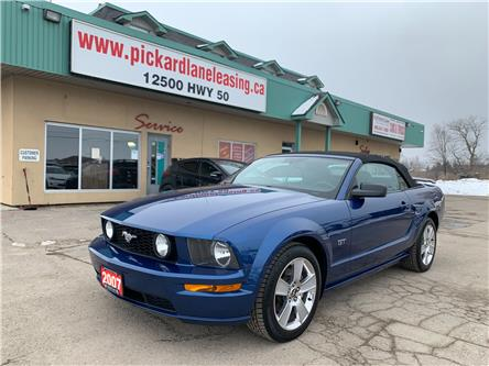 2007 Ford Mustang GT (Stk: 326967) in Bolton - Image 1 of 17
