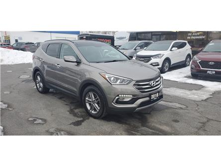 2018 Hyundai Santa Fe Sport 2.4 Luxury (Stk: DF1924) in Sudbury - Image 1 of 21