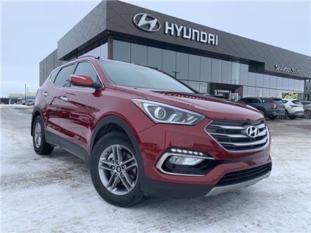 2017 Hyundai Santa Fe Sport 2.4 SE (Stk: H2638A) in Saskatoon - Image 1 of 24