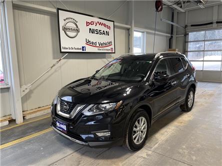 2019 Nissan Rogue SV (Stk: P0870) in Owen Sound - Image 1 of 13