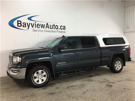 2018 GMC Sierra 1500 SLE (Stk: 37539W) in Belleville - Image 1 of 21