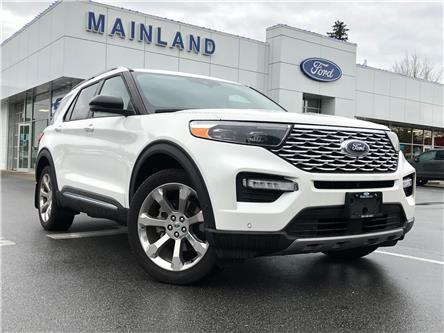 2020 Ford Explorer Platinum (Stk: 20EX6127) in Vancouver - Image 1 of 30