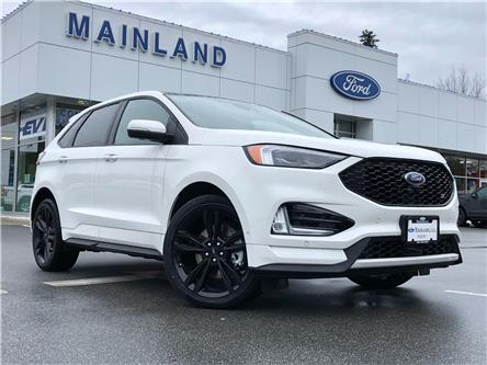 2020 Ford Edge ST (Stk: 20ED9926) in Vancouver - Image 1 of 30