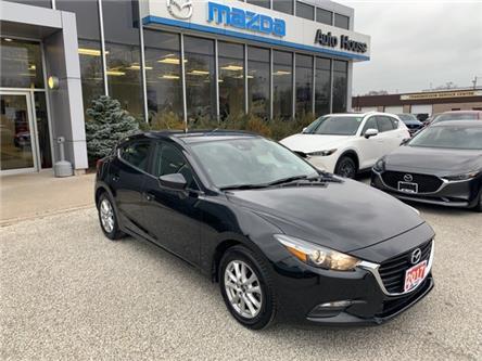 2017 Mazda Mazda3 Sport GS (Stk: M4551) in Sarnia - Image 1 of 9
