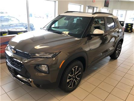 2021 Chevrolet TrailBlazer ACTIV (Stk: 21141) in Sioux Lookout - Image 1 of 11