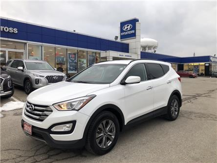 2016 Hyundai Santa Fe Sport 2.4 Base (Stk: 30615A) in Scarborough - Image 1 of 18