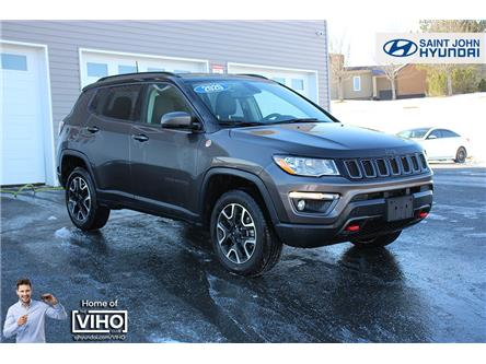 2020 Jeep Compass Trailhawk (Stk: U2828) in Saint John - Image 1 of 23