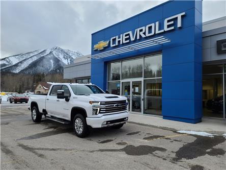 2021 Chevrolet Silverado 3500HD High Country (Stk: MF137933) in Fernie - Image 1 of 11