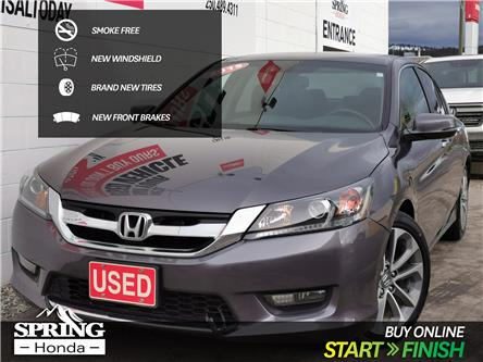2015 Honda Accord EX-L (Stk: H01559A) in North Cranbrook - Image 1 of 17