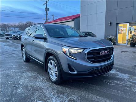 2018 GMC Terrain SLE (Stk: 14776) in Regina - Image 1 of 25