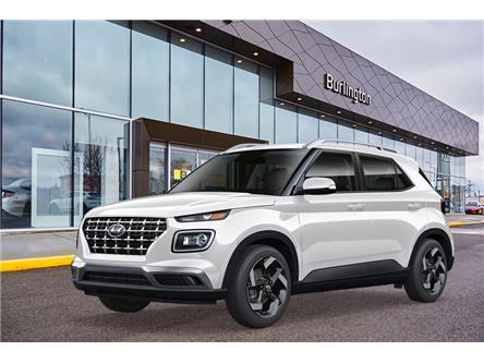 2021 Hyundai Venue Essential w/Two-Tone (Stk: N2737) in Burlington - Image 1 of 3