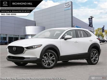 2021 Mazda CX-30 GS (Stk: 21-095) in Richmond Hill - Image 1 of 23