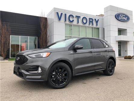 2020 Ford Edge ST Line (Stk: VEG19991) in Chatham - Image 1 of 15