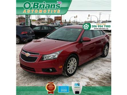 2013 Chevrolet Cruze ECO (Stk: 14058B) in Saskatoon - Image 1 of 15