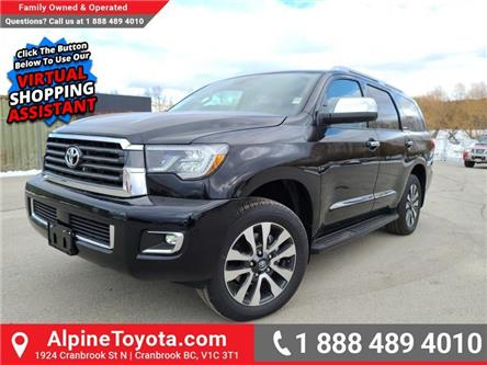 2021 Toyota Sequoia Limited (Stk: S182785) in Cranbrook - Image 1 of 25