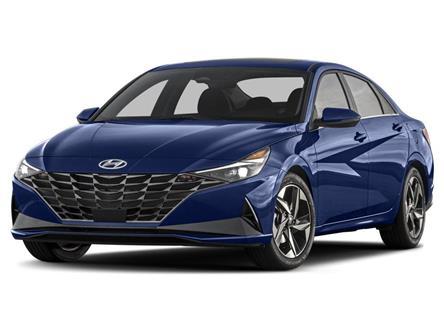 2021 Hyundai Elantra Preferred w/Sun & Tech Pkg (Stk: N22892) in Toronto - Image 1 of 3