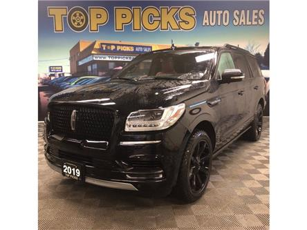 2019 Lincoln Navigator Reserve (Stk: L11095) in NORTH BAY - Image 1 of 30