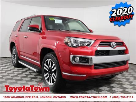 2020 Toyota 4Runner Base (Stk: E1467) in London - Image 1 of 29