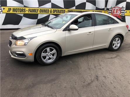 2015 Chevrolet Cruze 2LT (Stk: 49900) in Burlington - Image 1 of 24