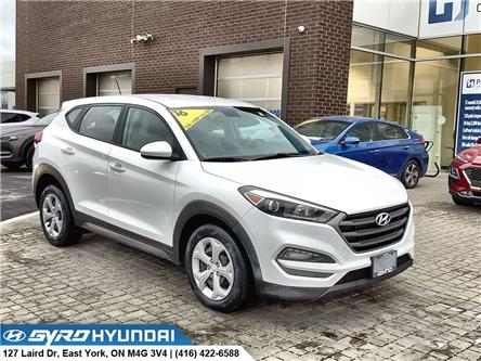 2016 Hyundai Tucson Base (Stk: H5300B) in Toronto - Image 1 of 30