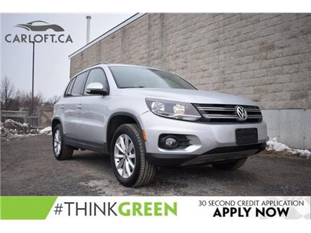 2017 Volkswagen Tiguan Wolfsburg Edition (Stk: B6746) in Kingston - Image 1 of 23