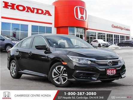 2018 Honda Civic LX (Stk: 21343A) in Cambridge - Image 1 of 27