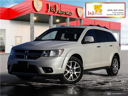2015 Dodge Journey R/T (Stk: J2111) in Brandon - Image 1 of 25