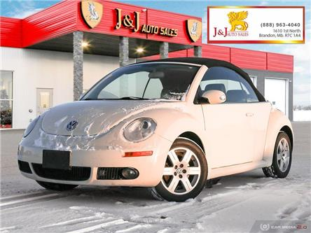 2007 Volkswagen New Beetle 2.5L (Stk: J2112) in Brandon - Image 1 of 26