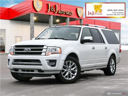 2017 Ford Expedition Max Limited (Stk: J2097) in Brandon - Image 1 of 27