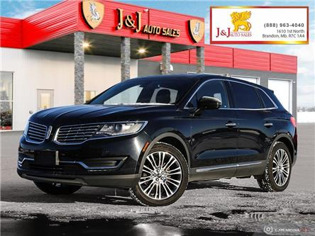 2016 Lincoln MKX Reserve (Stk: JB2132) in Brandon - Image 1 of 27
