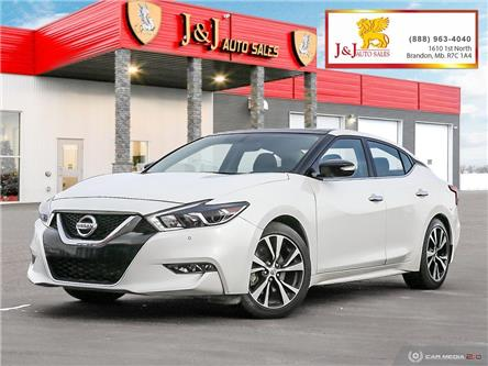 2018 Nissan Maxima SL (Stk: J2094) in Brandon - Image 1 of 27