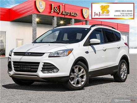 2015 Ford Escape SE (Stk: J2031) in Brandon - Image 1 of 27