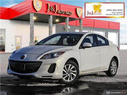 2013 Mazda Mazda3 GS-SKY (Stk: J2133) in Brandon - Image 1 of 27