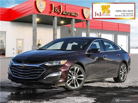 2020 Chevrolet Malibu Premier (Stk: J2135) in Brandon - Image 1 of 26