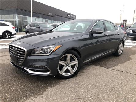 2019 Genesis G80 3.8 Technology (Stk: 4397) in Brampton - Image 1 of 20