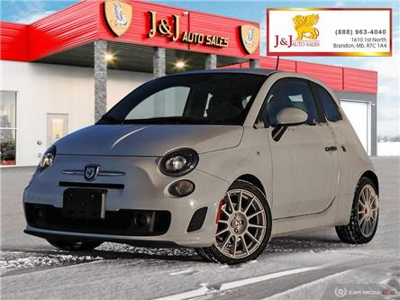2014 Fiat 500 Abarth (Stk: J2091) in Brandon - Image 1 of 27