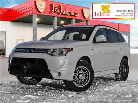 2014 Mitsubishi Outlander GT (Stk: J2098) in Brandon - Image 1 of 27