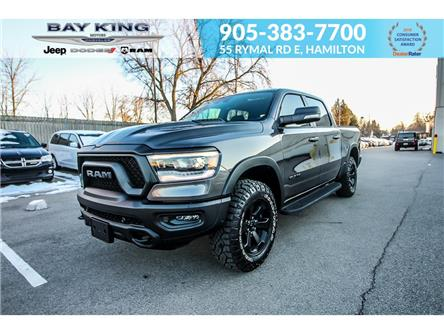 2021 RAM 1500 Rebel (Stk: 7192) in Hamilton - Image 1 of 29