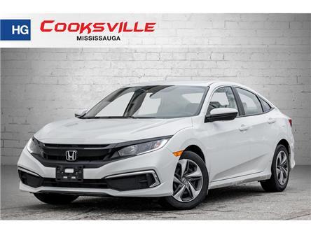 2019 Honda Civic LX (Stk: 8373PR) in Mississauga - Image 1 of 18