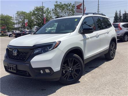 2021 Honda Passport Sport (Stk: 21222) in Barrie - Image 1 of 25