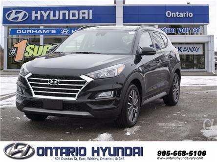 2021 Hyundai Tucson Luxury (Stk: 365233) in Whitby - Image 1 of 21