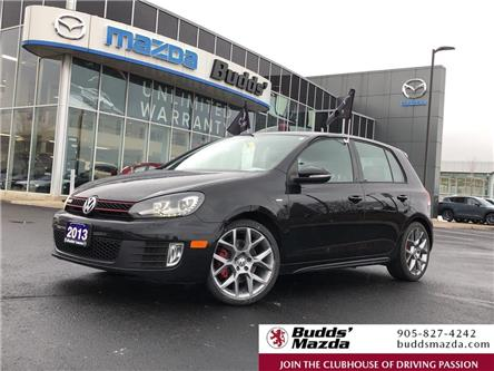 2013 Volkswagen Golf GTI 5-Door Wolfsburg Edition (Stk: 17151A) in Oakville - Image 1 of 20