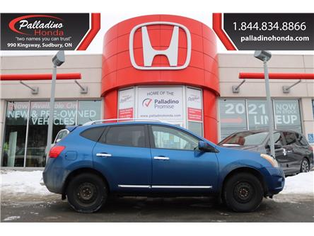 2011 Nissan Rogue SV (Stk: BC0133W) in Greater Sudbury - Image 1 of 23