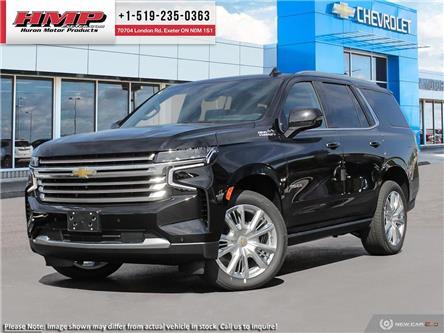 2021 Chevrolet Tahoe High Country (Stk: 89559) in Exeter - Image 1 of 23
